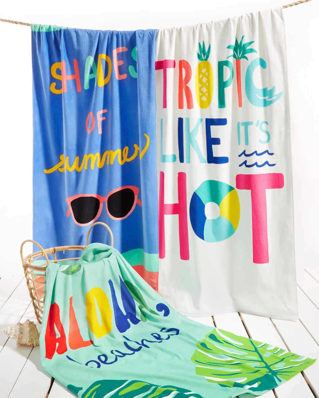 macys beach towels