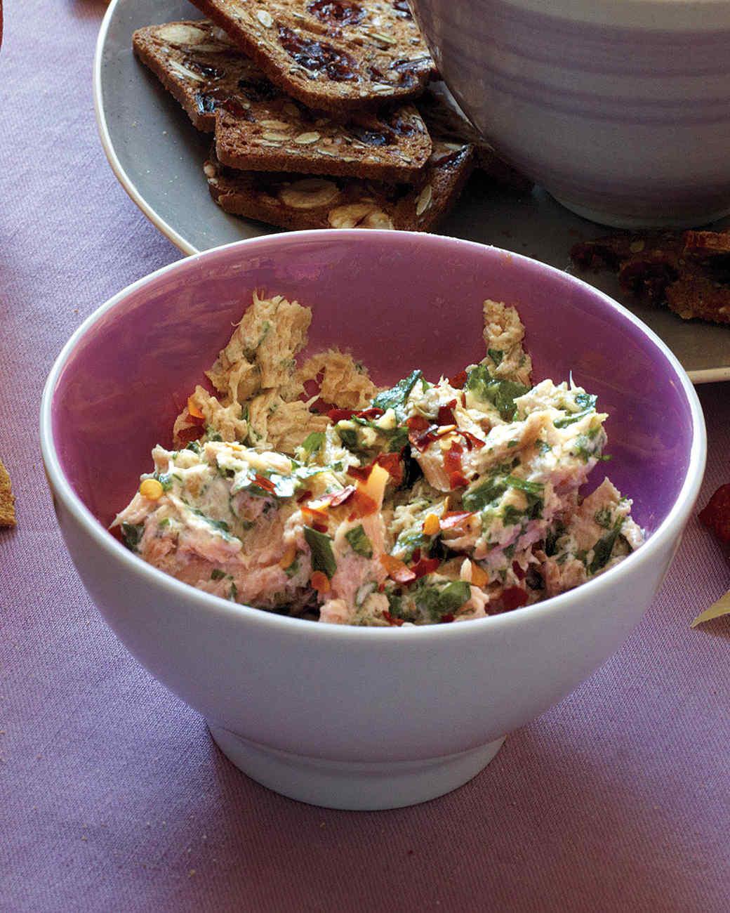 Tuna and Caper Dip