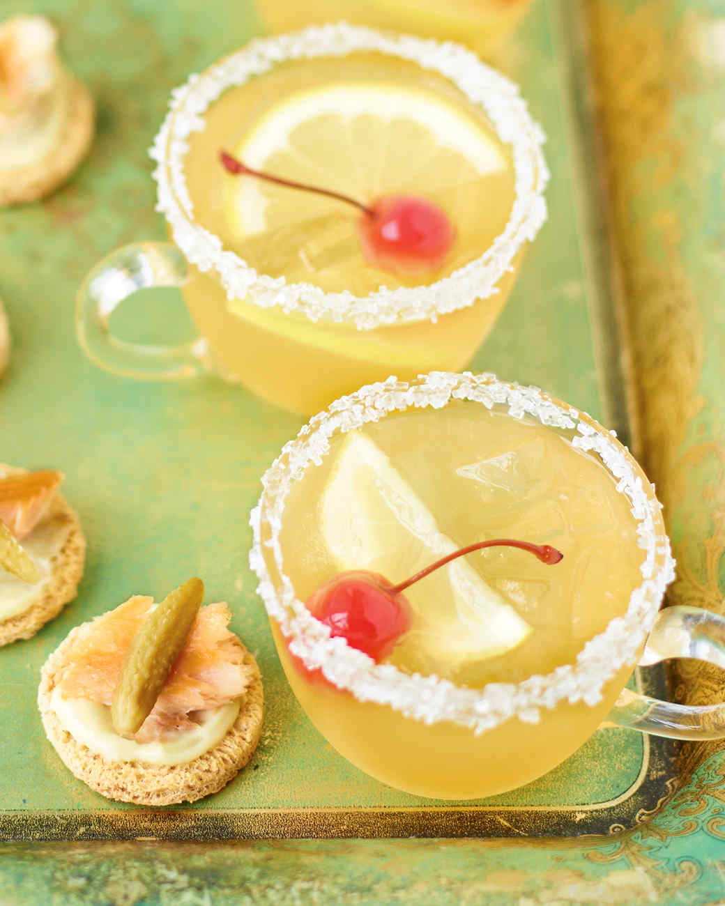 Cocktail Party Finger Foods Ideas Part - 50: Martha Stewart