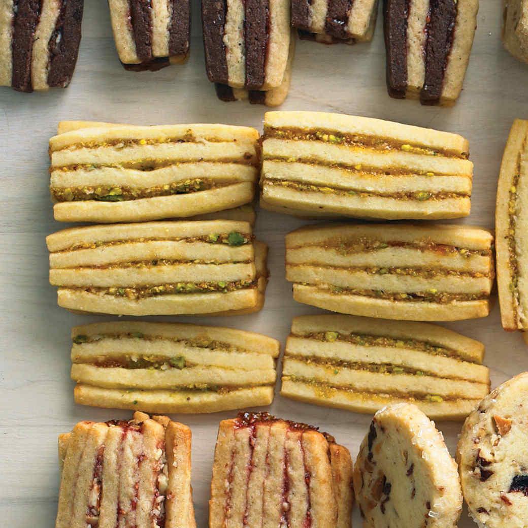 Layered Icebox Cookies