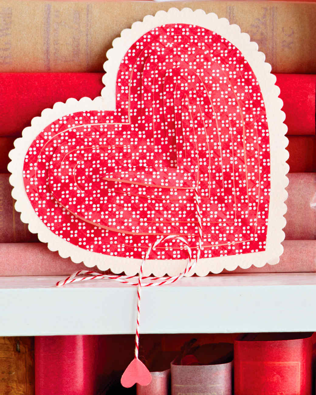 Heartstrings Valentine's Day Card