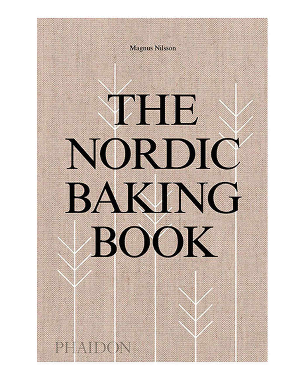 the nordic baking book cover