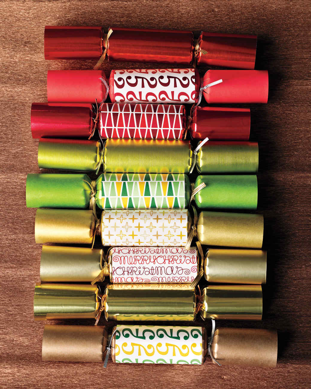 the traditional cracker - British Christmas Crackers