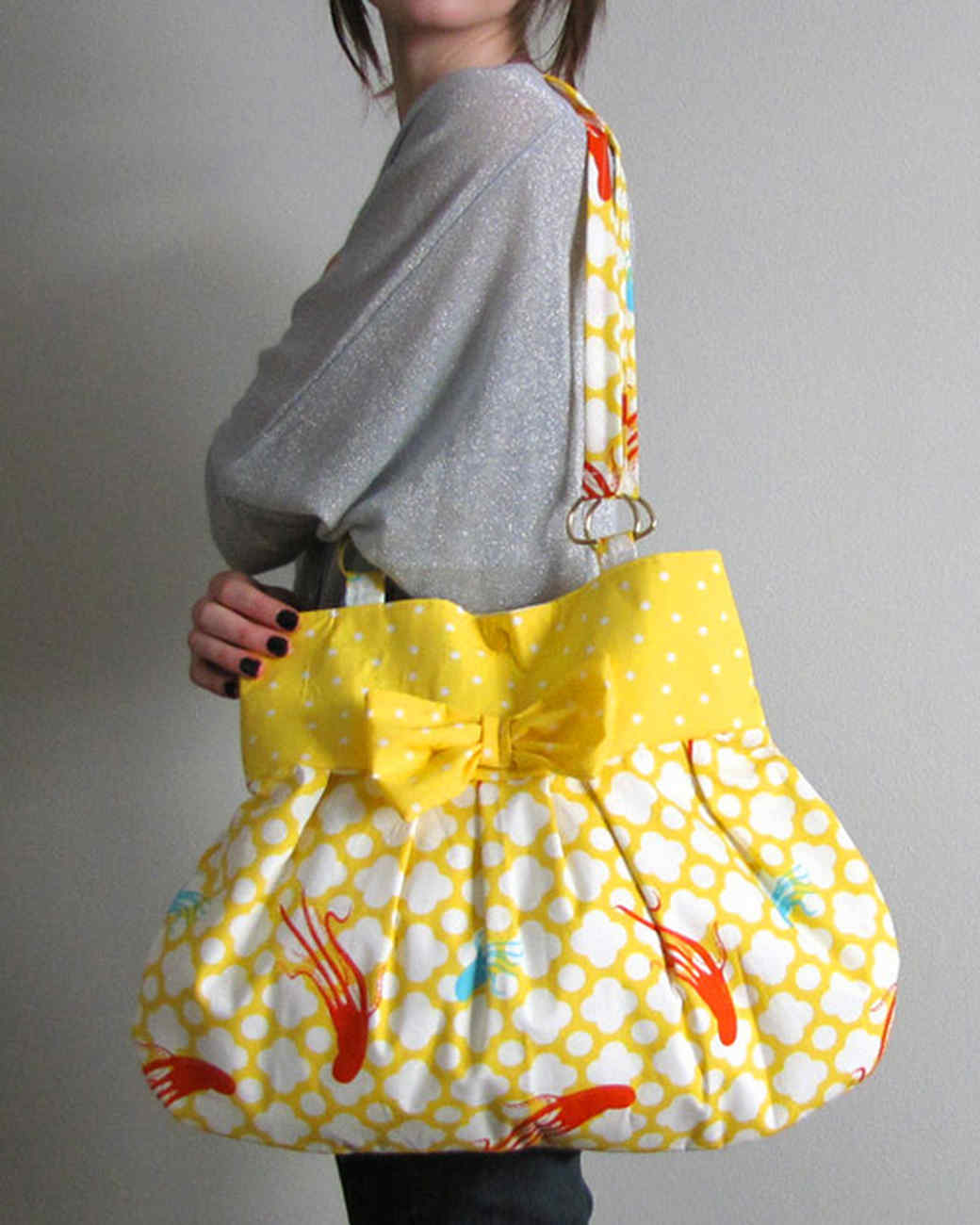 Your Sewing Projects: Bags and Purses | Martha Stewart