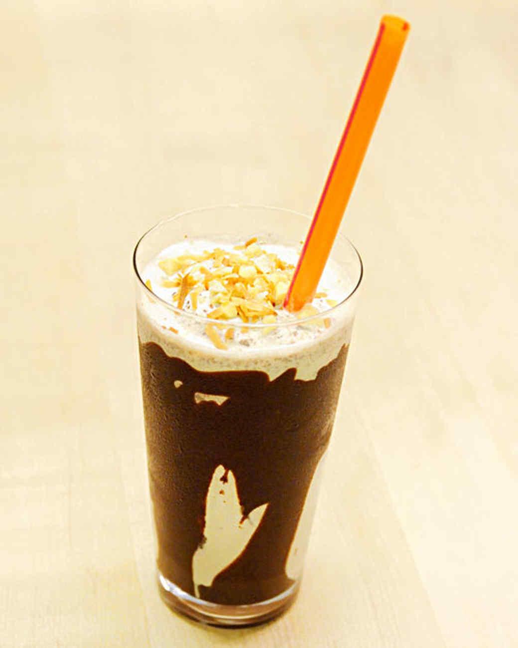 Almond-Coconut Shake