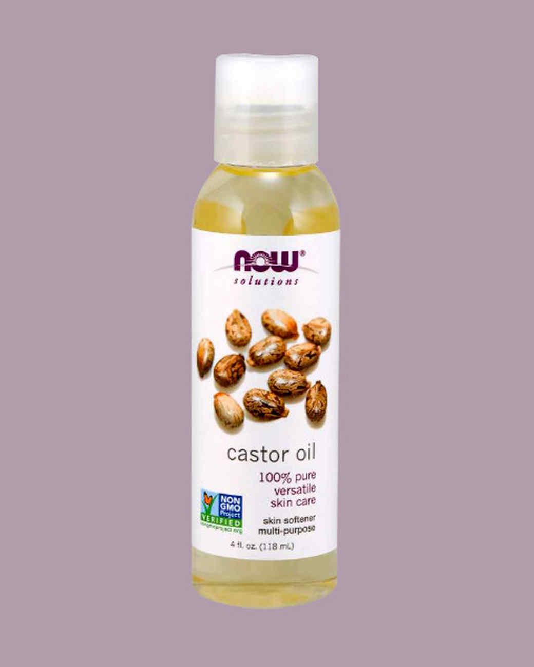 NOW Solutions Castor Oil