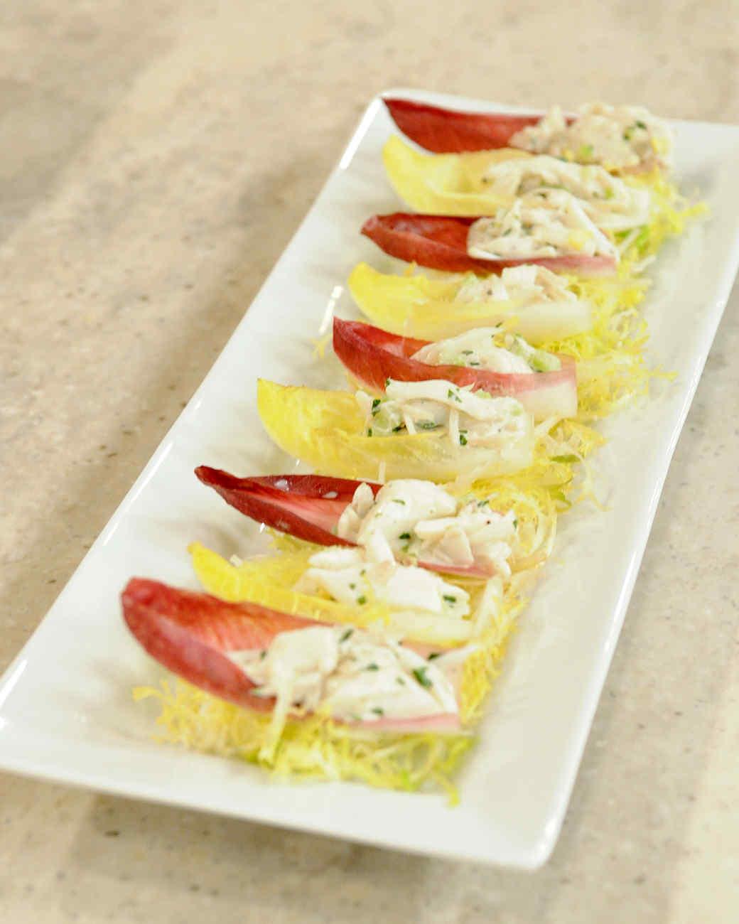 Crabmeat and Endive Salad