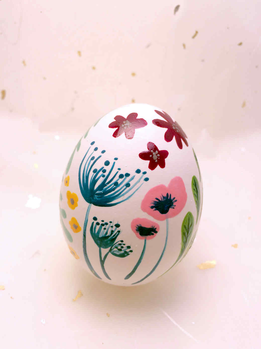 Nail Art Easter Eggs Egg Decorating With Some Serious Polish