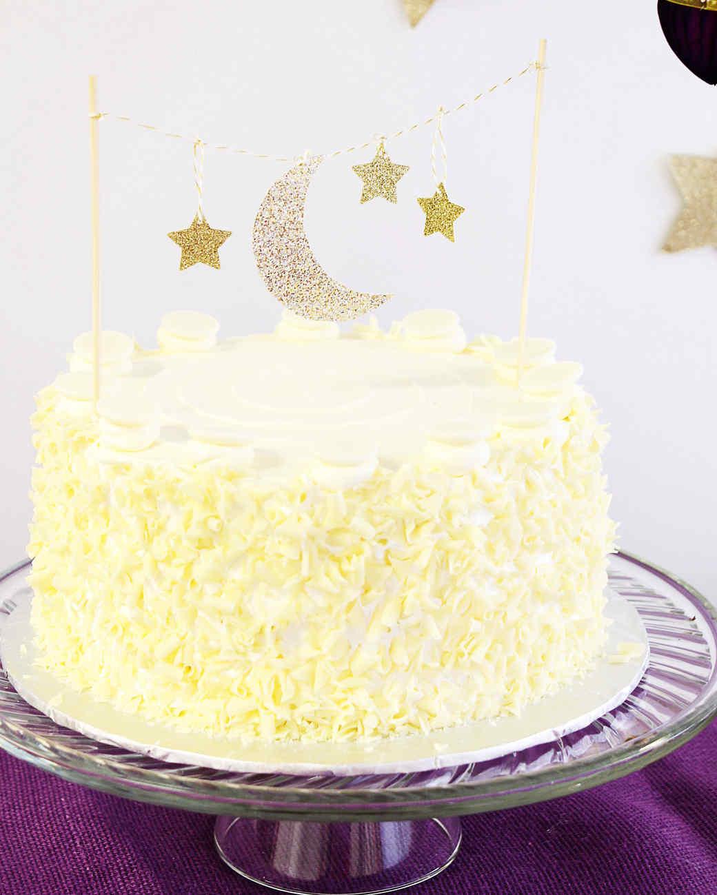 Eid Al Fitr Cake Topper