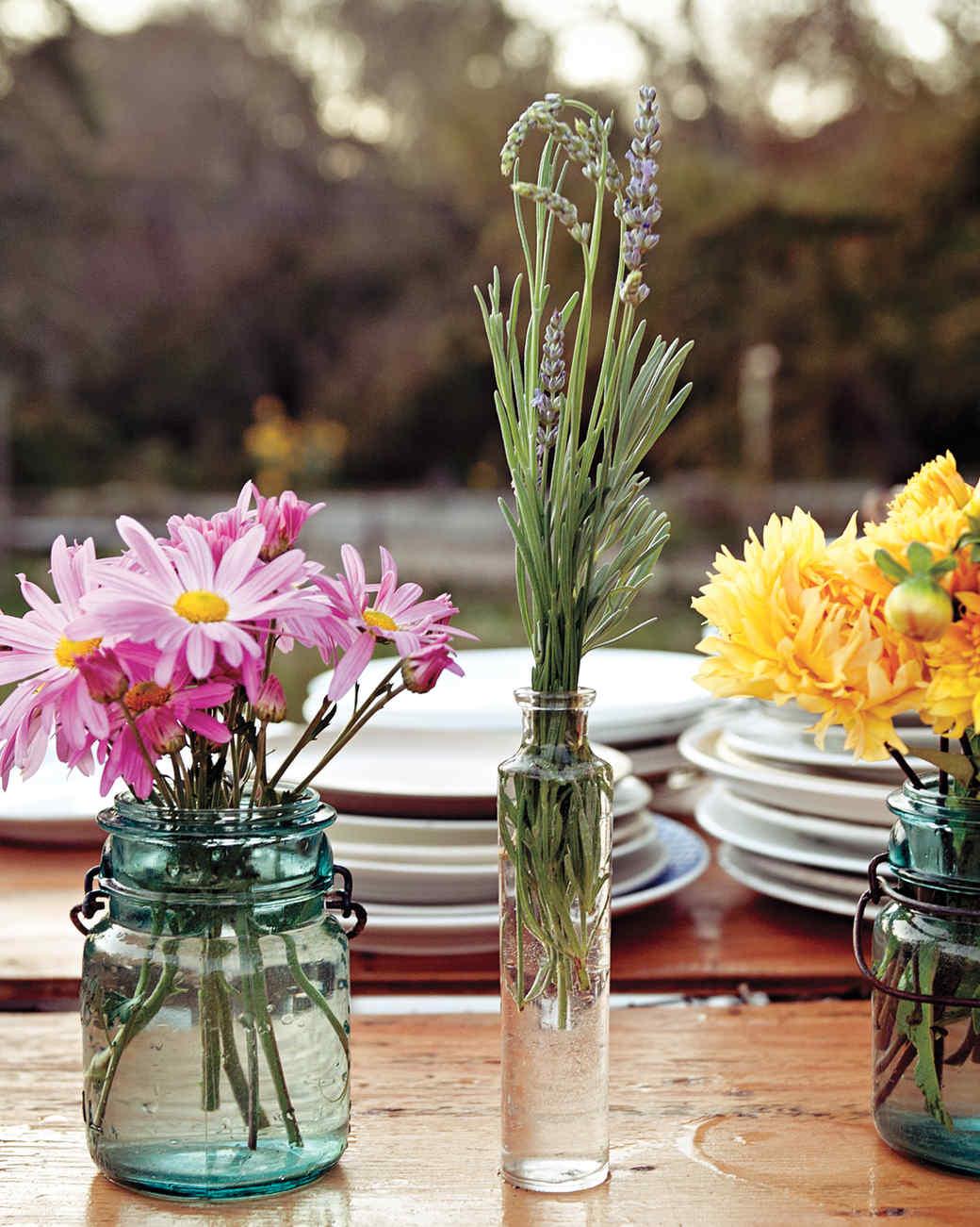 Summer Flower Arrangements | Martha Stewart