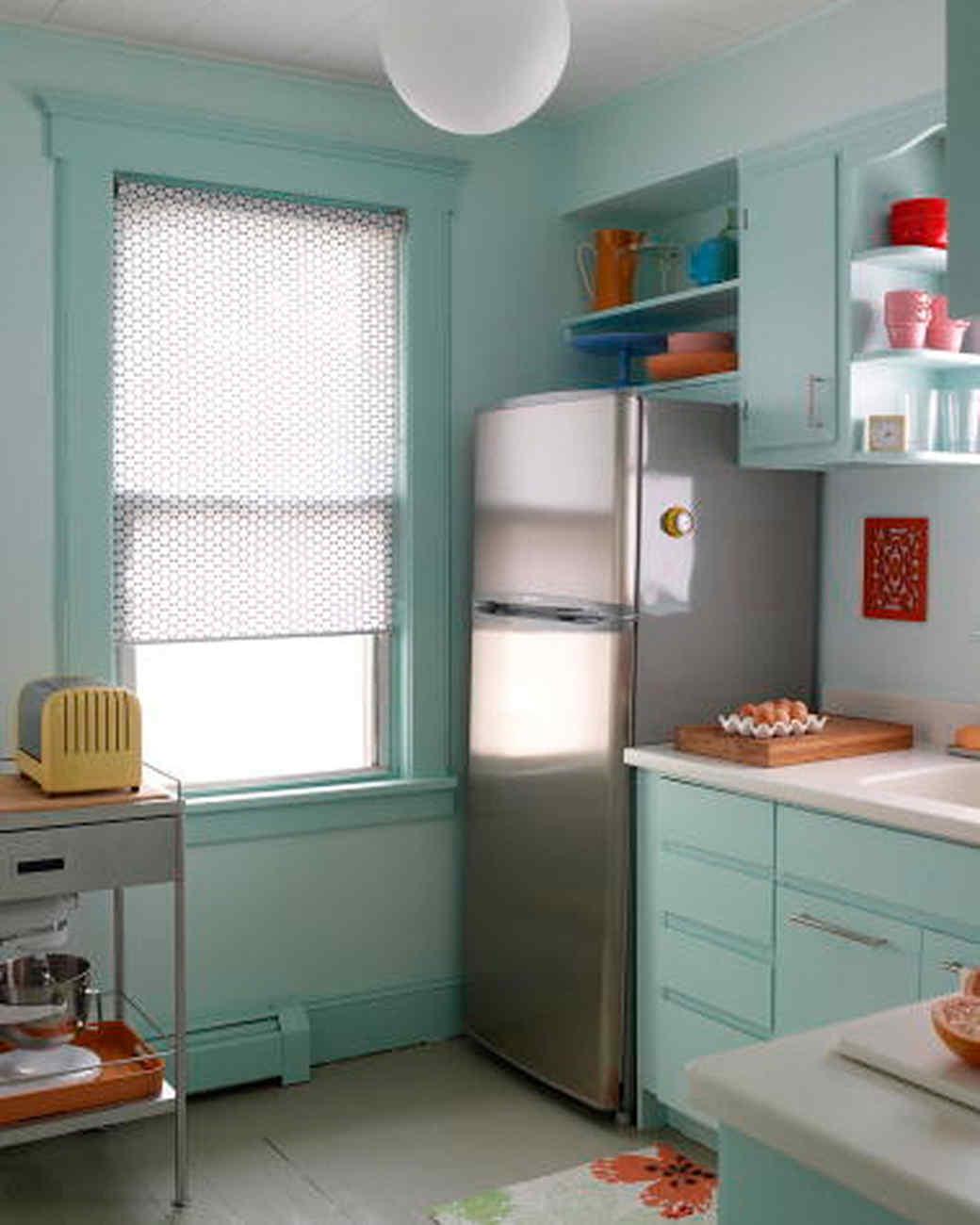 Martha Stewart Paint Ideas Kitchen: A Kitchen Makeover On A Budget