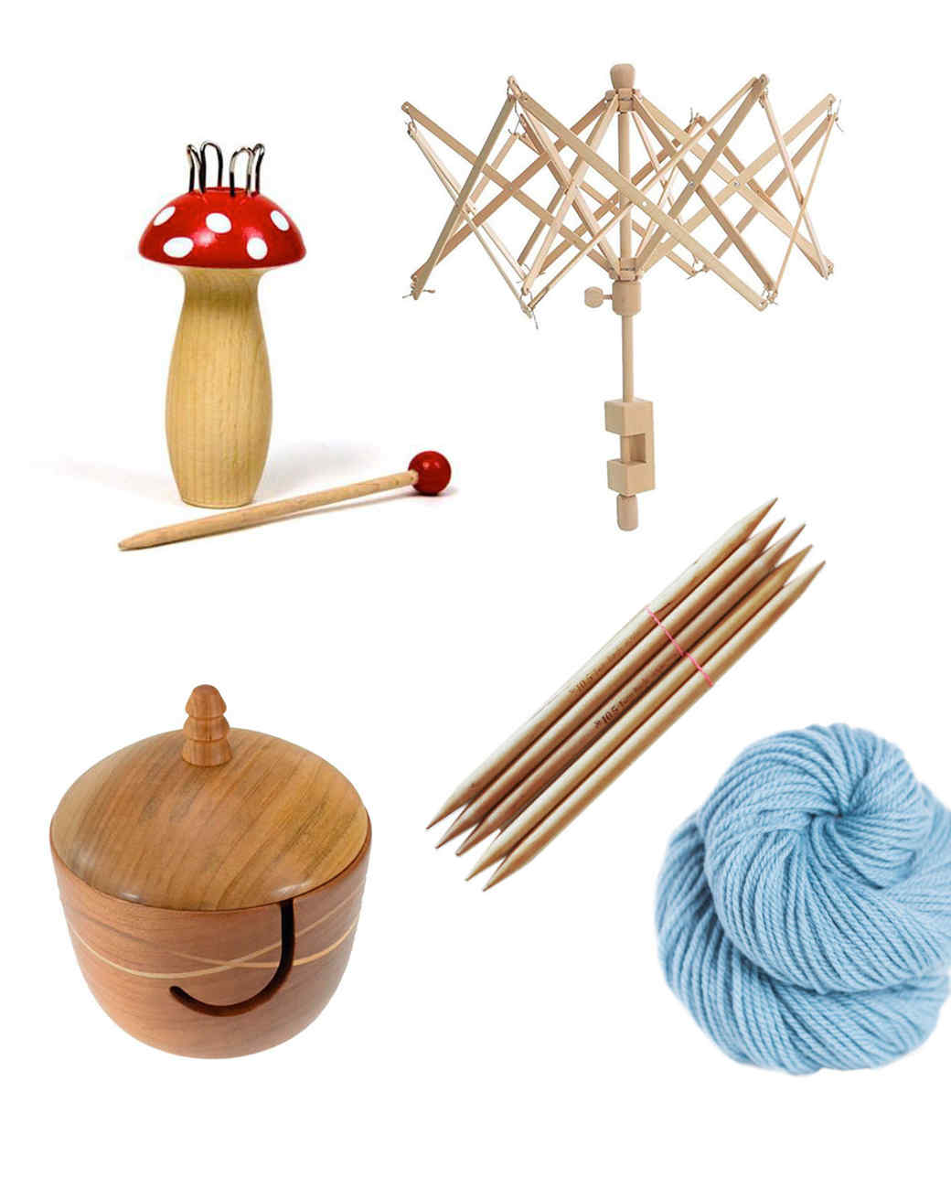 The Most Essential Knitting Tools and Materials