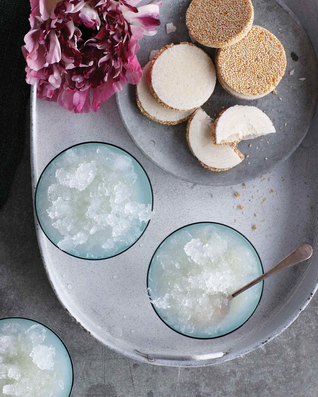 Lychee Ginger Ice