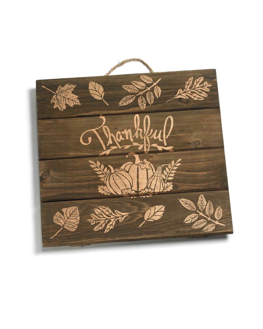 merch stencil thankful sign