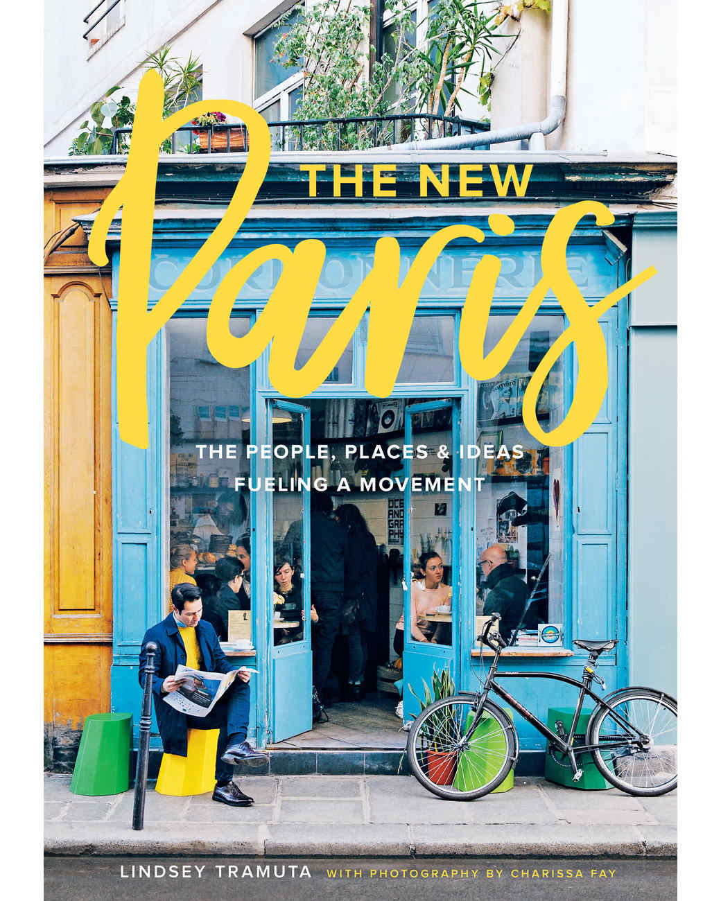 new paris book lindsey tramuta