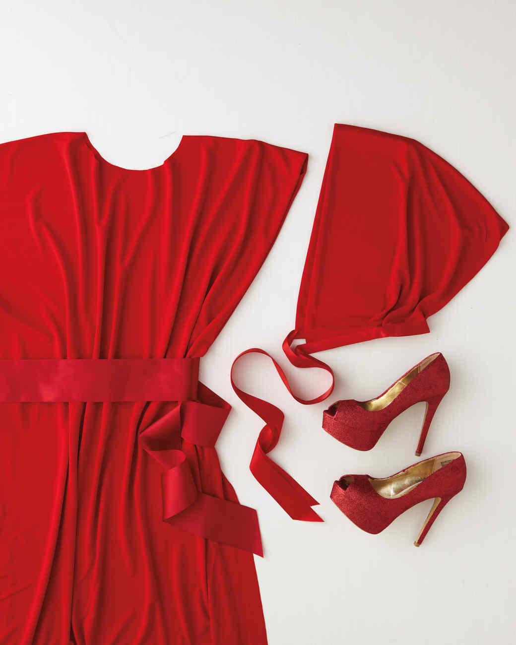 Little Red Riding Hood Halloween Costume Martha Stewart