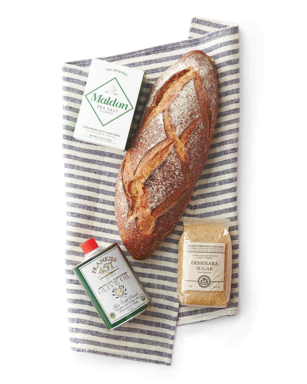 Fresh baked bread gifts for christmas