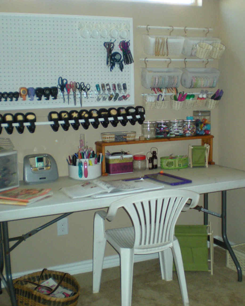 Your Most Creative Crafts Rooms
