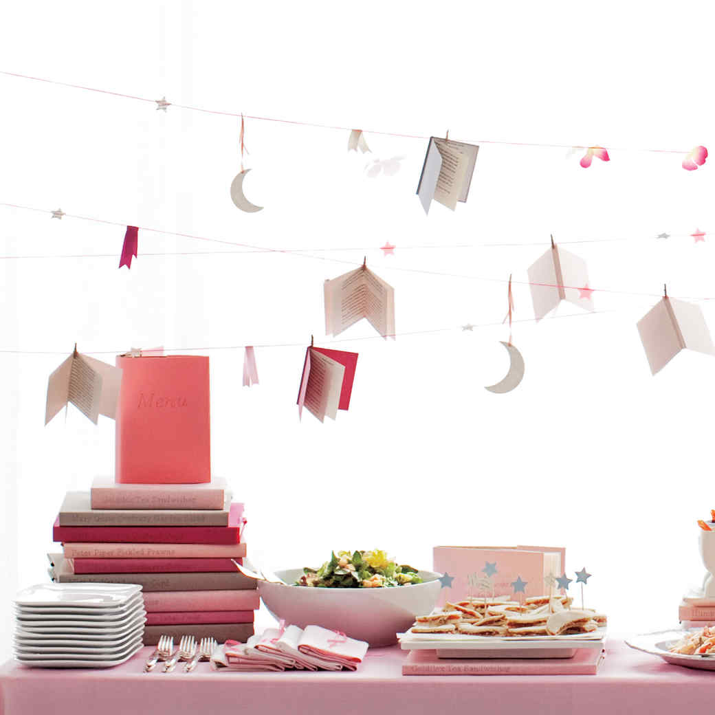 The Best Baby Shower Themes