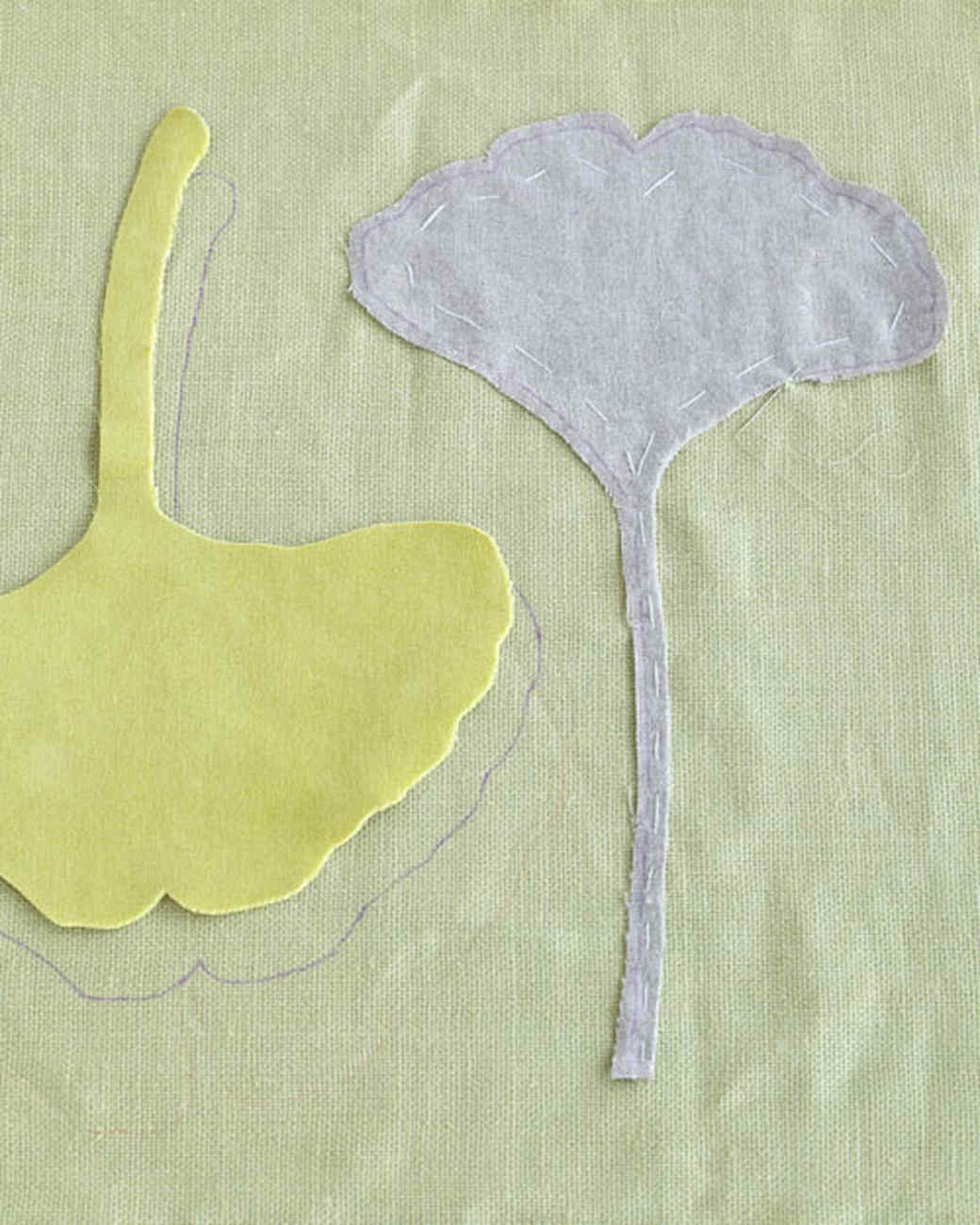 Applique by Hand