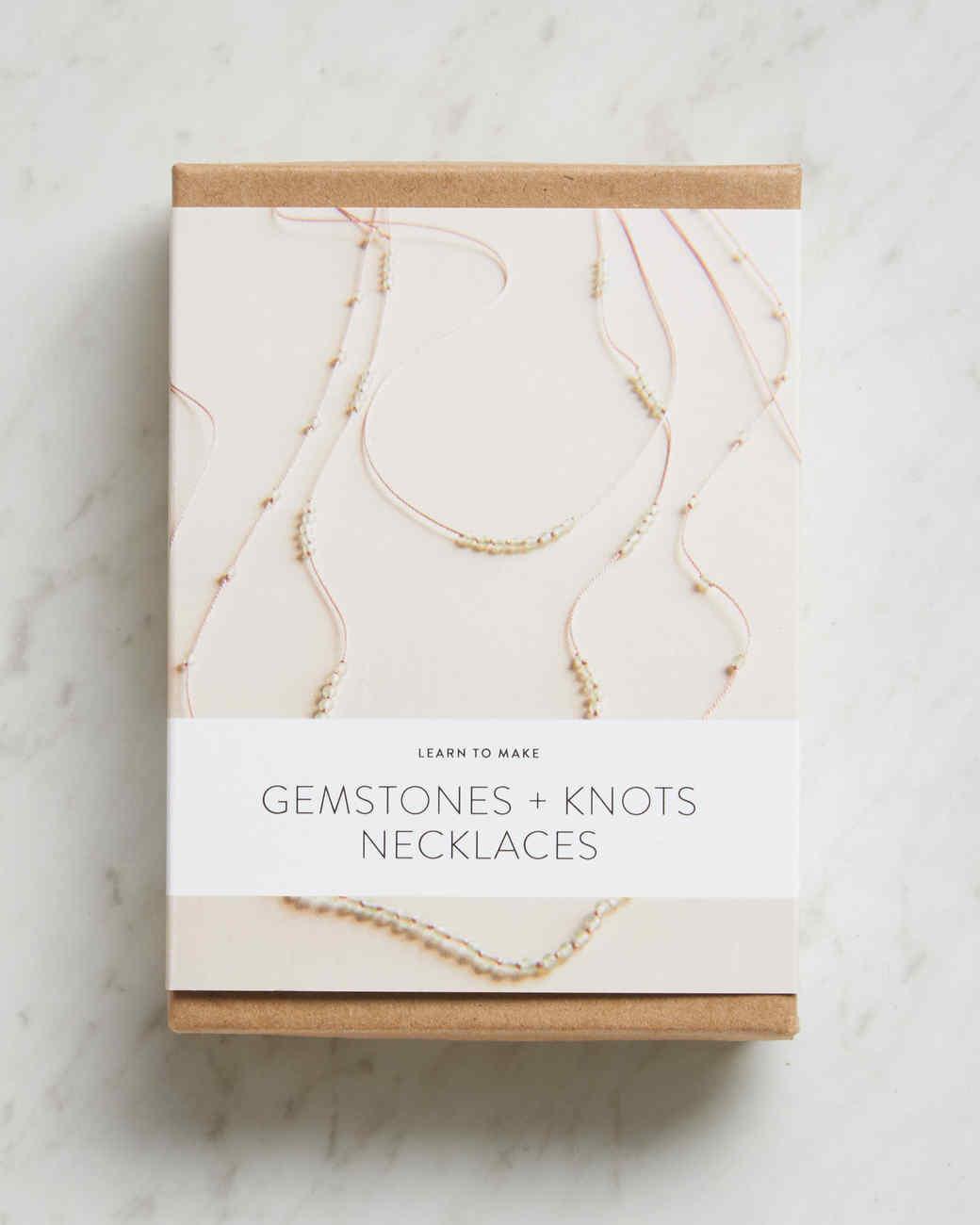 purl soho necklace kit