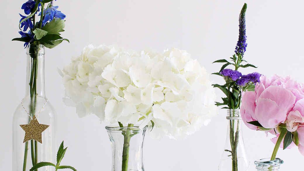 Eid al-Fitr Floral Centerpiece