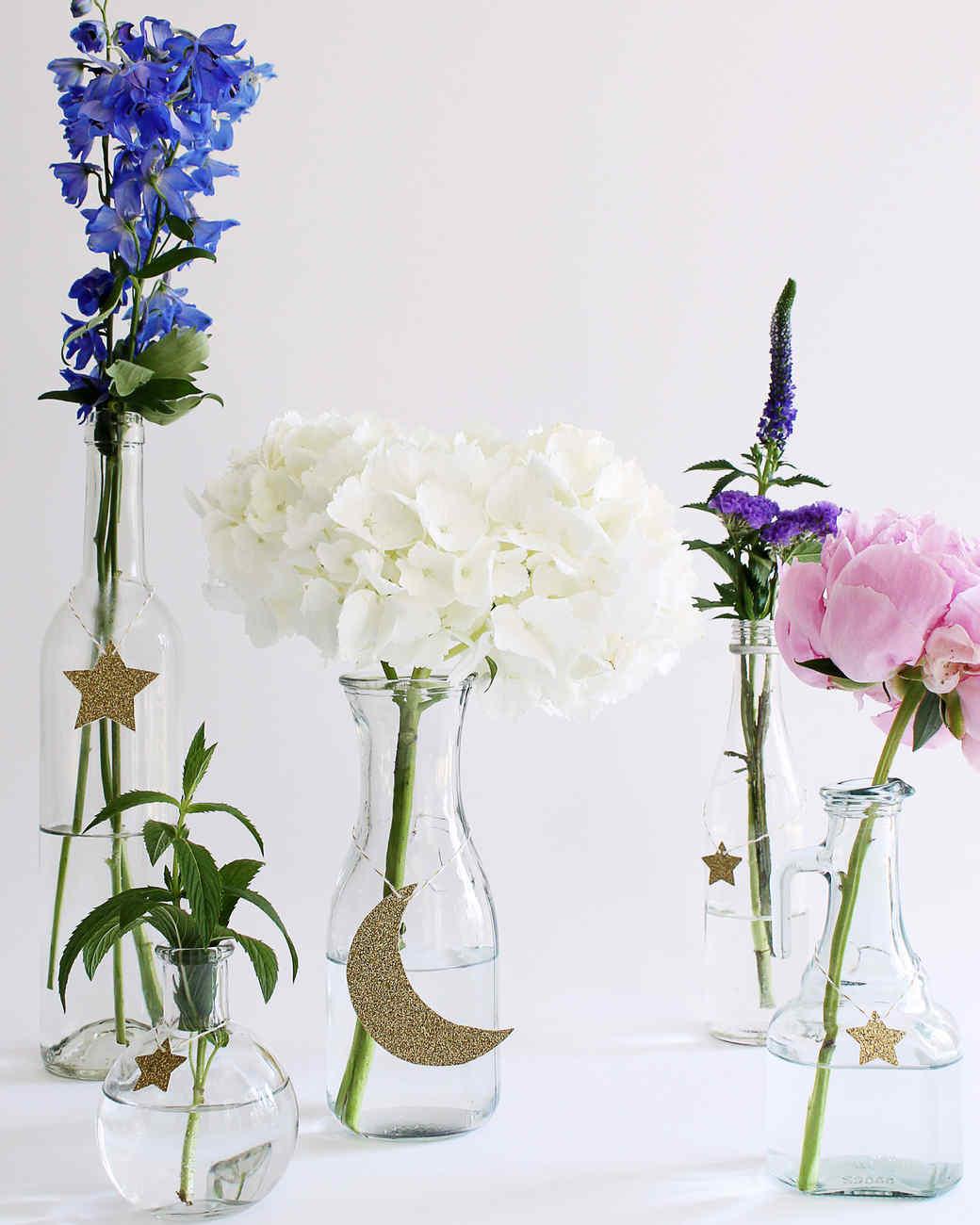 Eid Al Fitr Floral Centerpiece