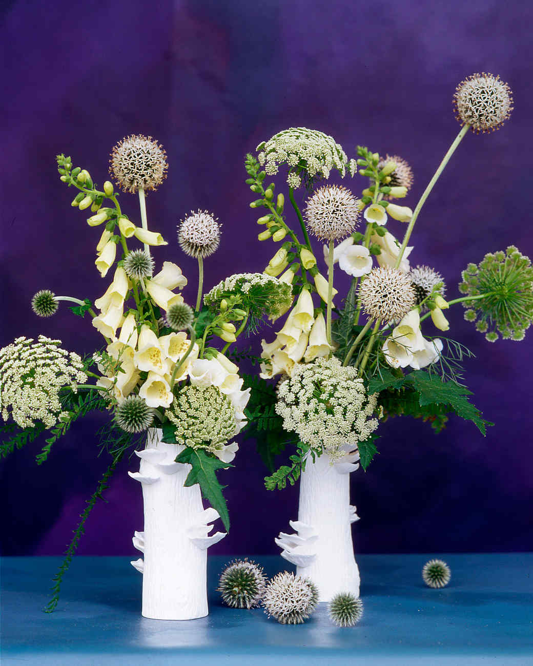 White Flower Arrangements | Martha Stewart