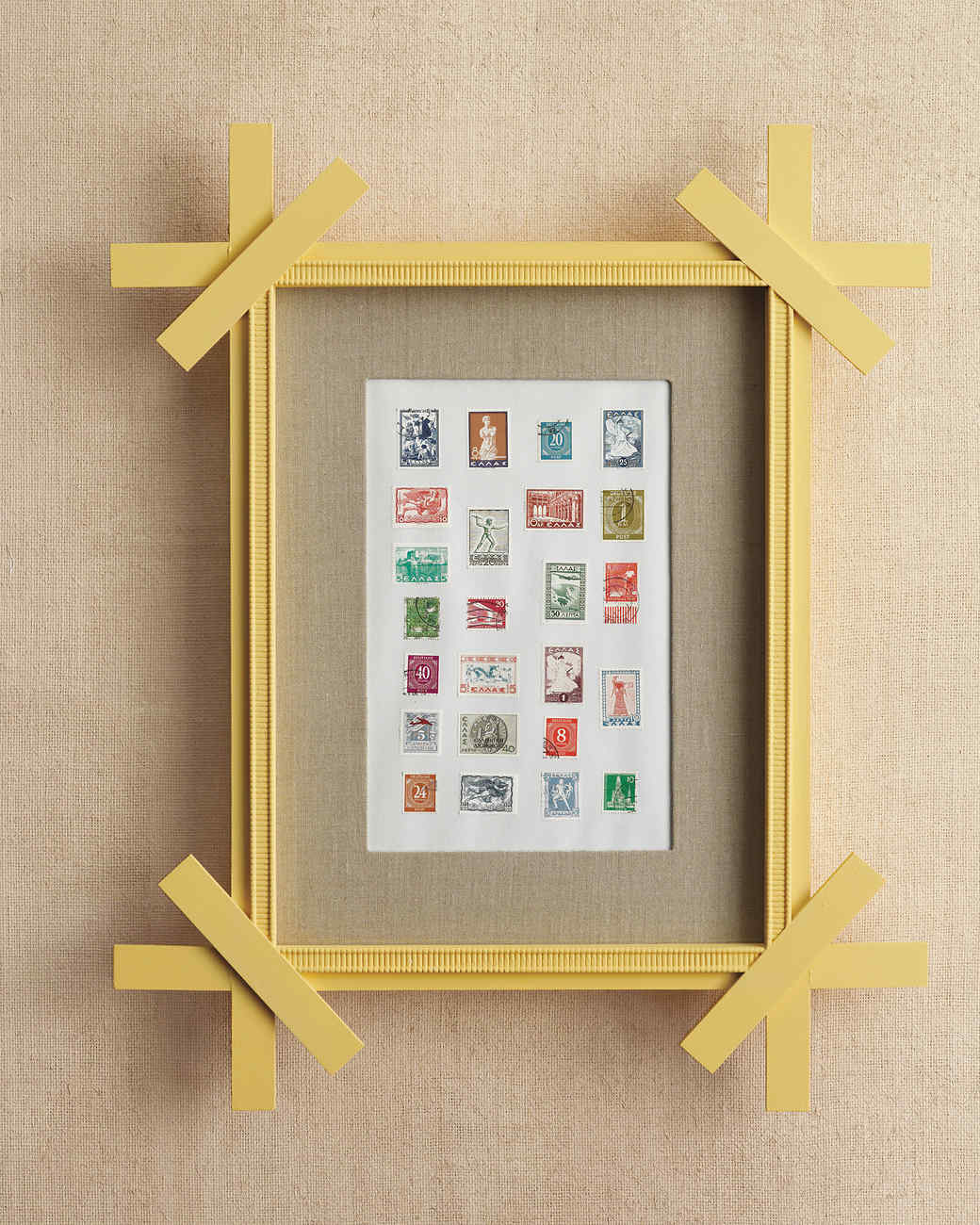 Dollhouse-Trim Frame How-To