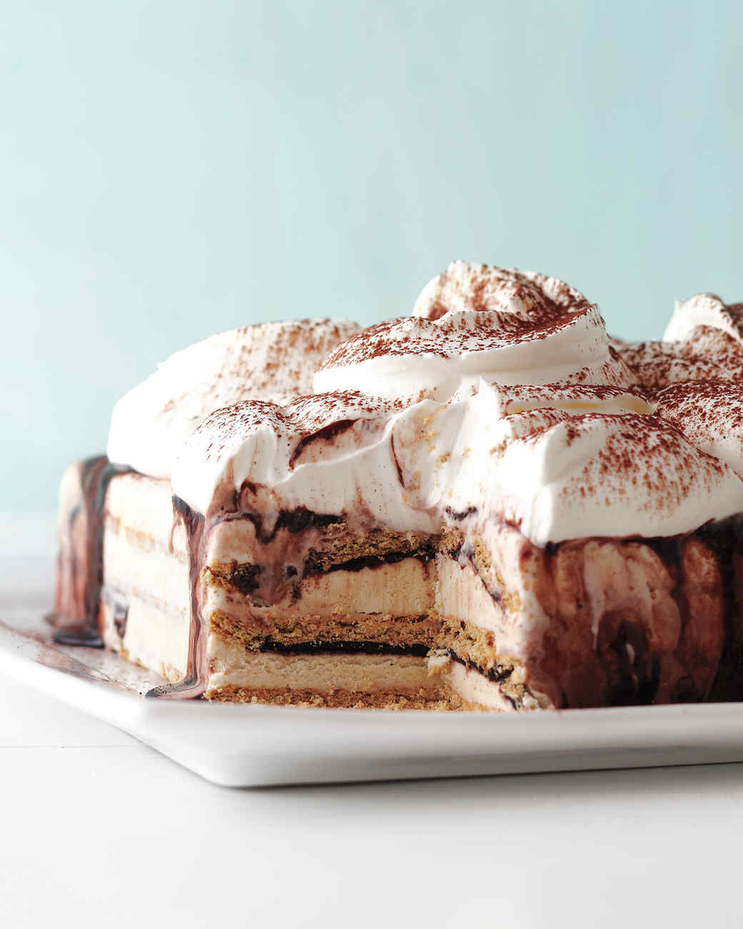 Martha Stewart Mint Ice Cream Cake