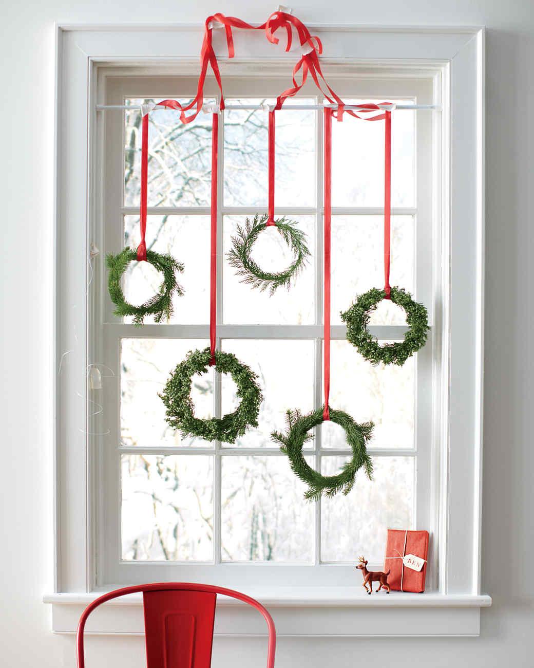 31 Days of Holiday Wreaths | Martha Stewart