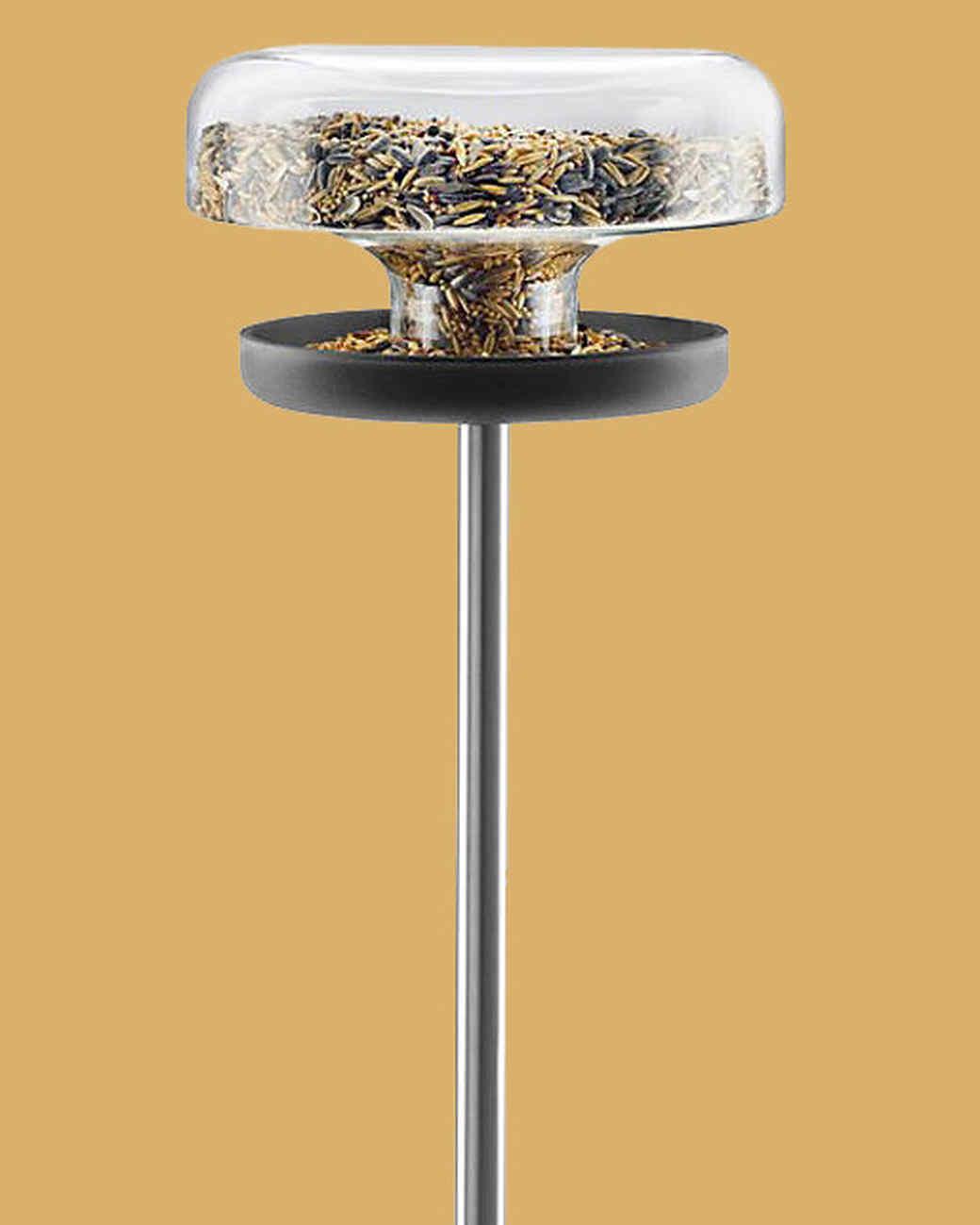 lumens standing bird feeder