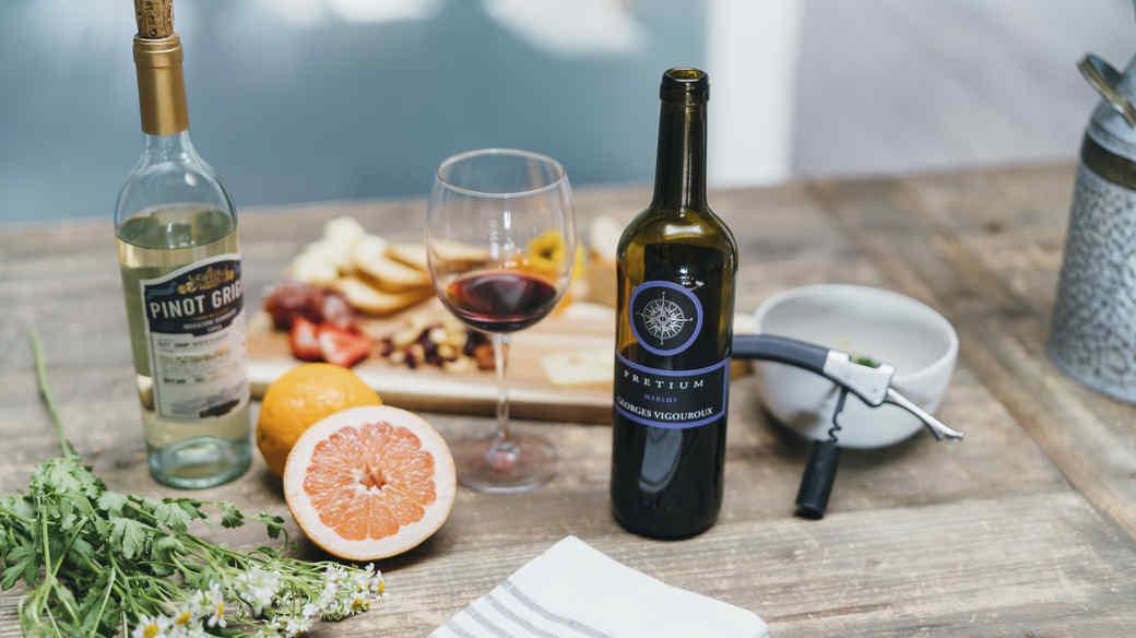 Martha Stewart Wine