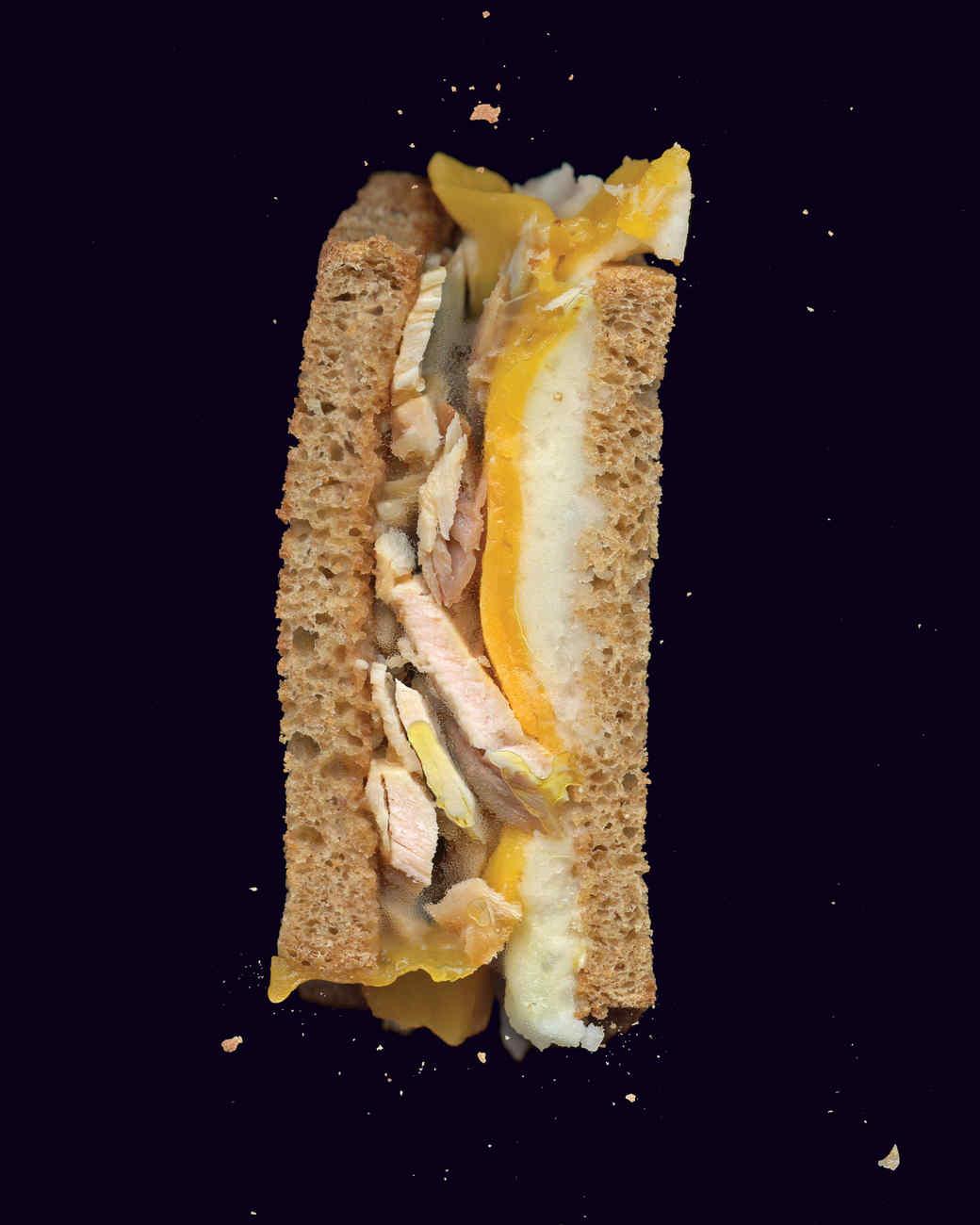 Turkey Melt Sandwich