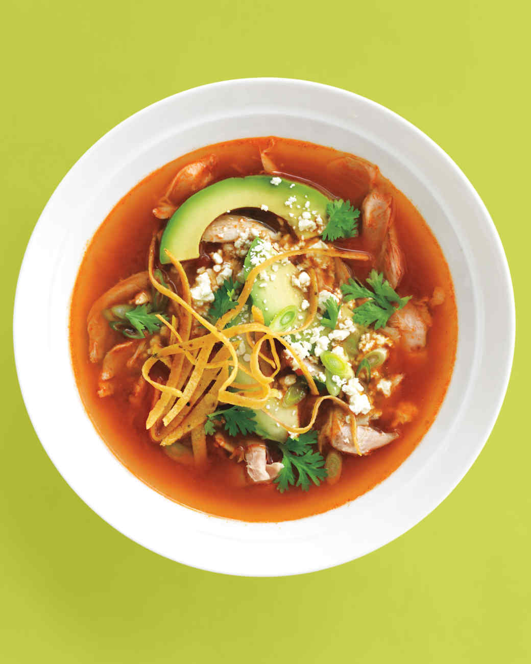 10 Must-Make Mexican Soup Recipes | Martha Stewart