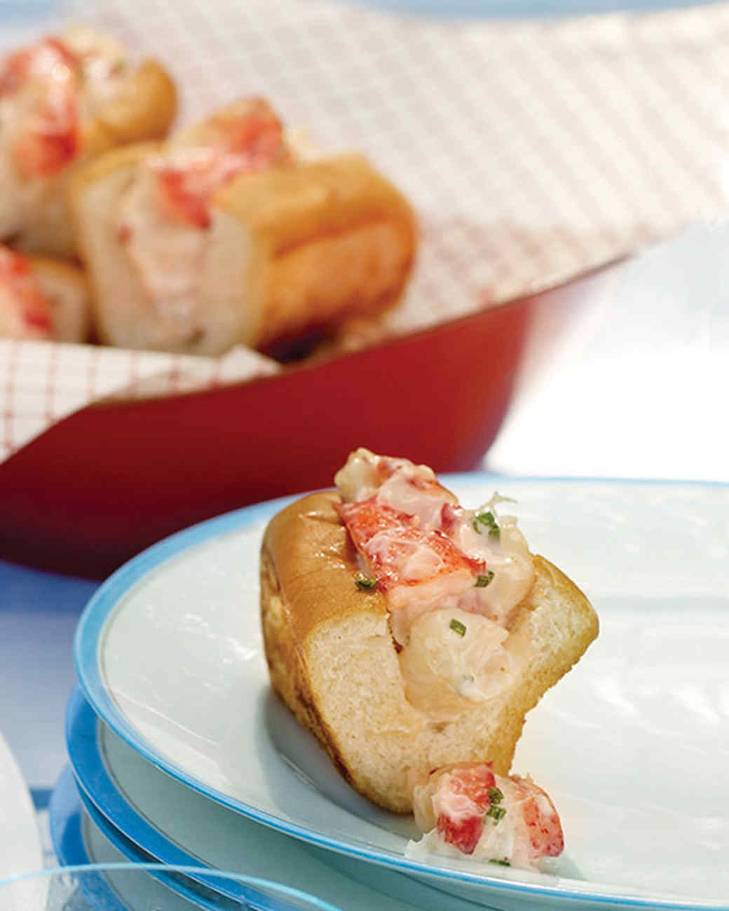 Seafood Appetizer Recipes | Martha Stewart