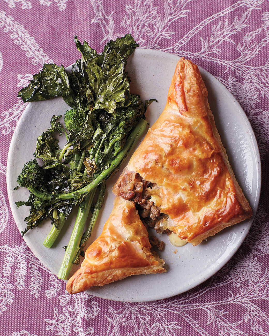spinach phyllo pie martha stewart