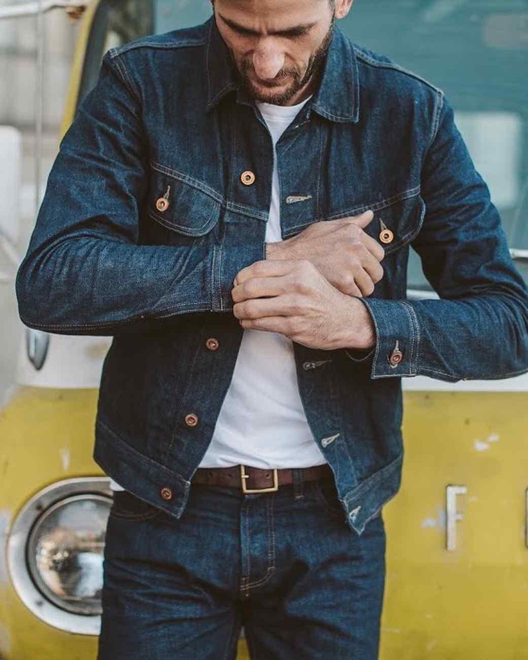 taylor stitch denim jacket