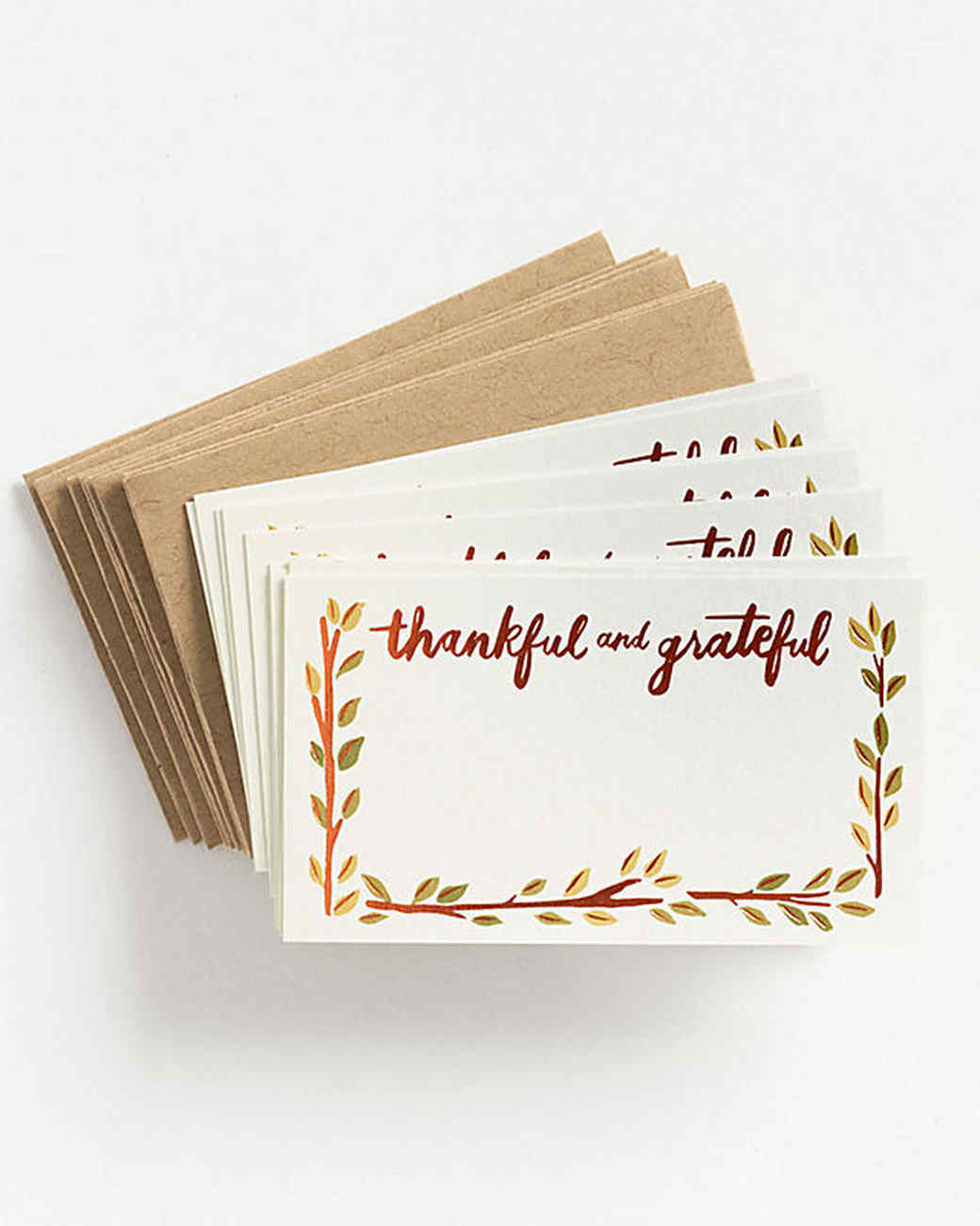 thankful cards