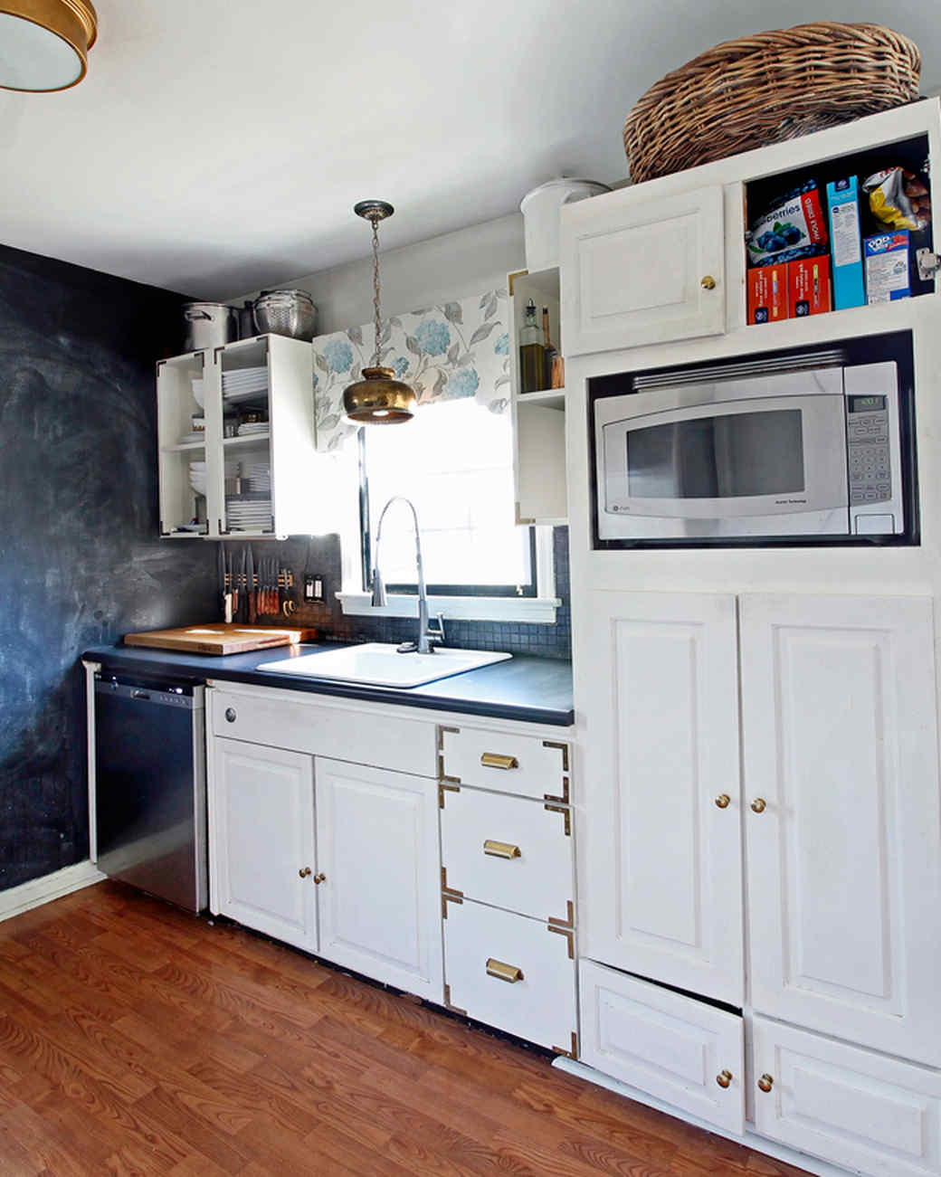Before And After: A Martha Stewart Living Kitchen Remodel