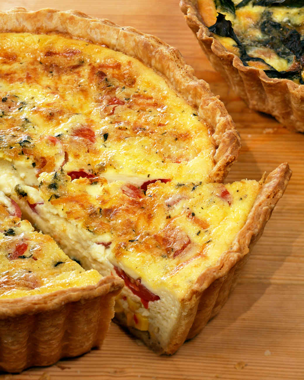Favorite quiche recipes martha stewart forumfinder Gallery