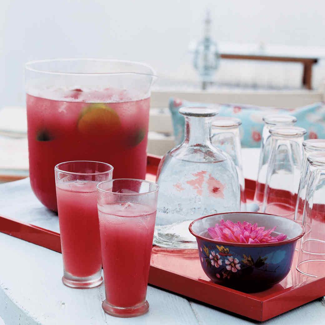 Watermelon-Tequila Refreshers