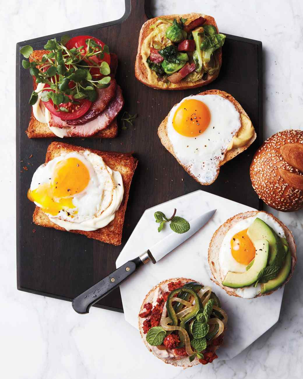 17 Delicious Ways to Eat a Fried Egg | Martha Stewart