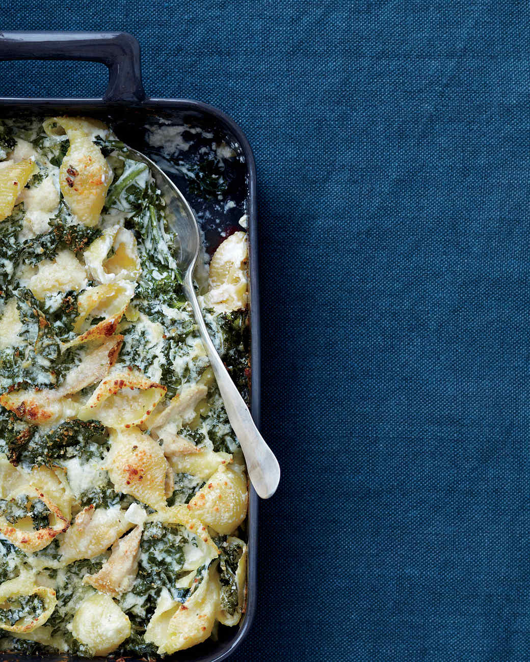 Chicken and Kale Casserole