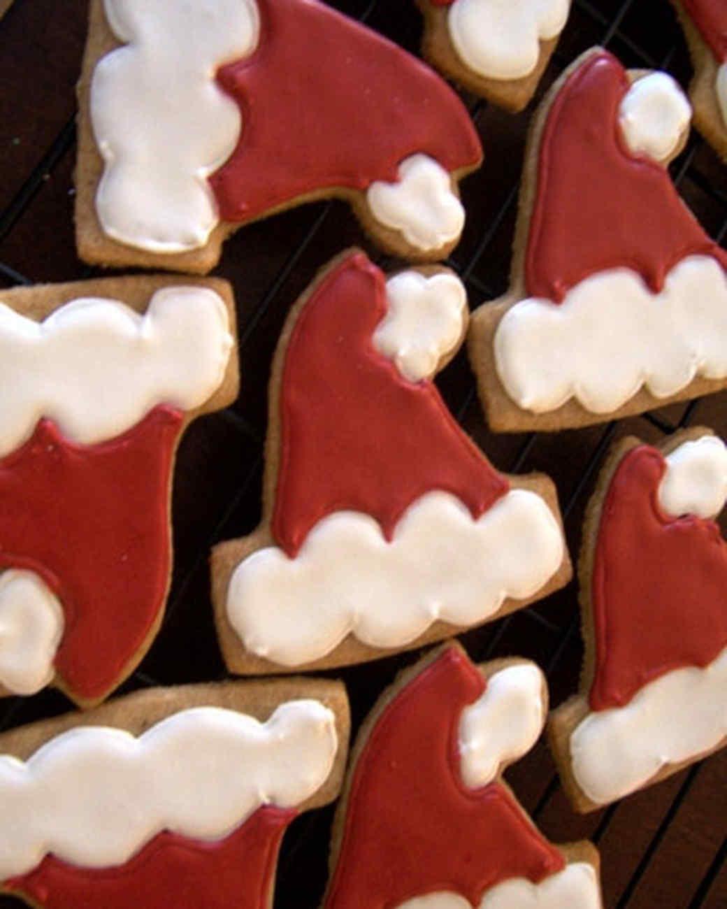 Hat Cookies & Your Best Decorated Cookies | Martha Stewart