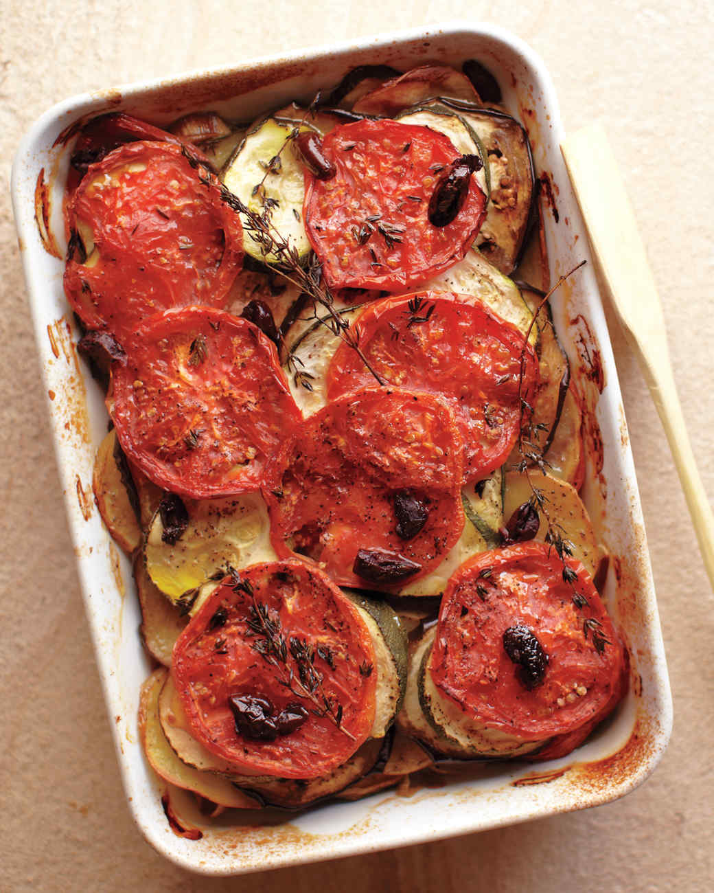 Provencal Vegetable Tian Recipe | Martha Stewart
