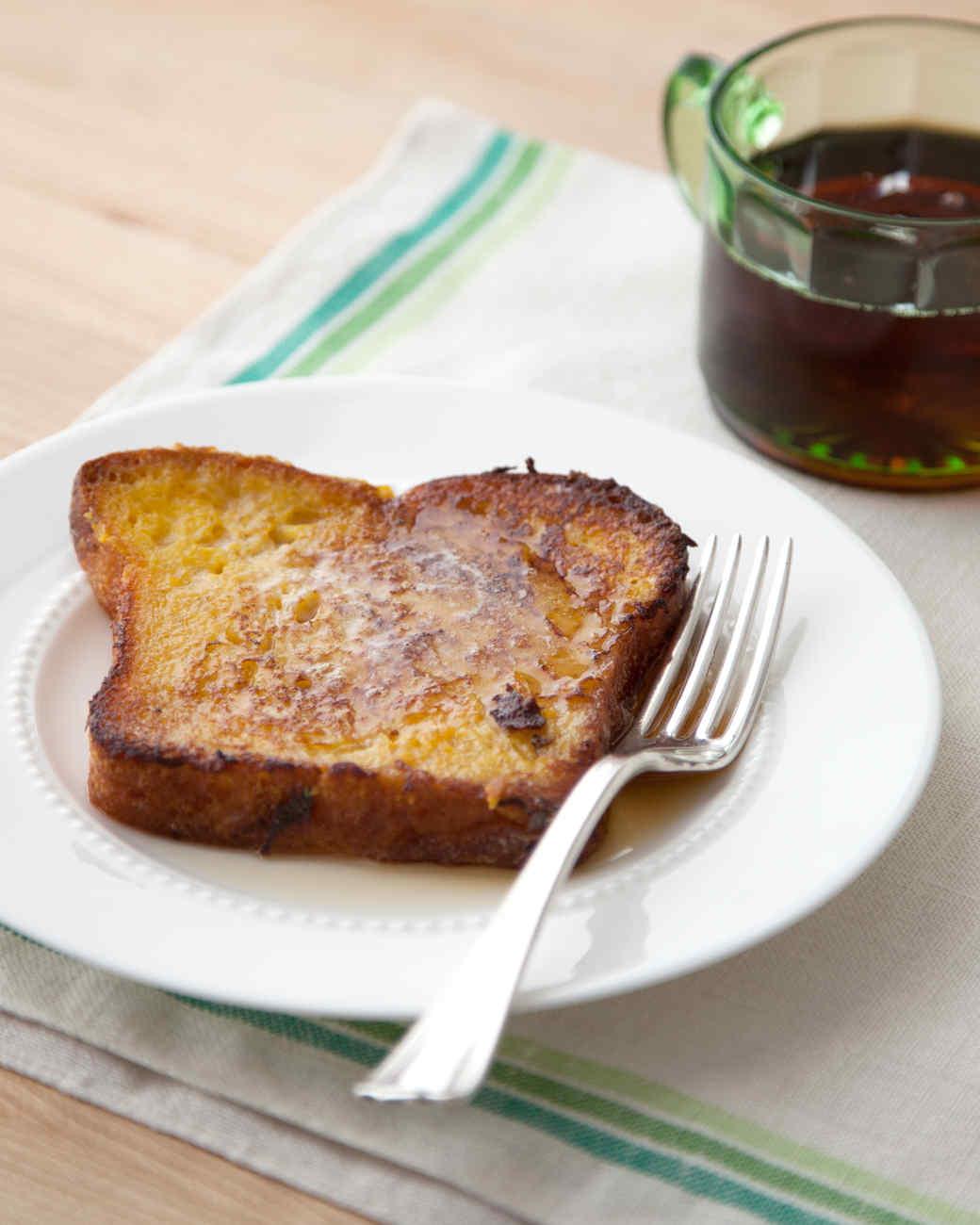 Martha's French Toast