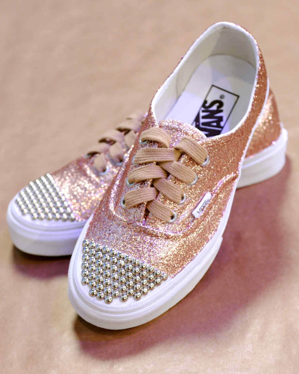 Glittered Sneaker Shoes Video