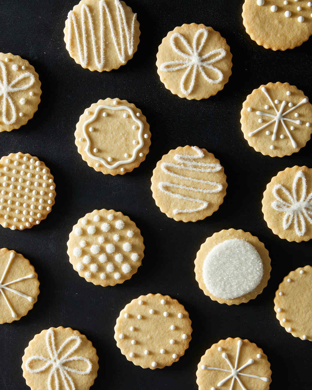 ideal sugar cookies