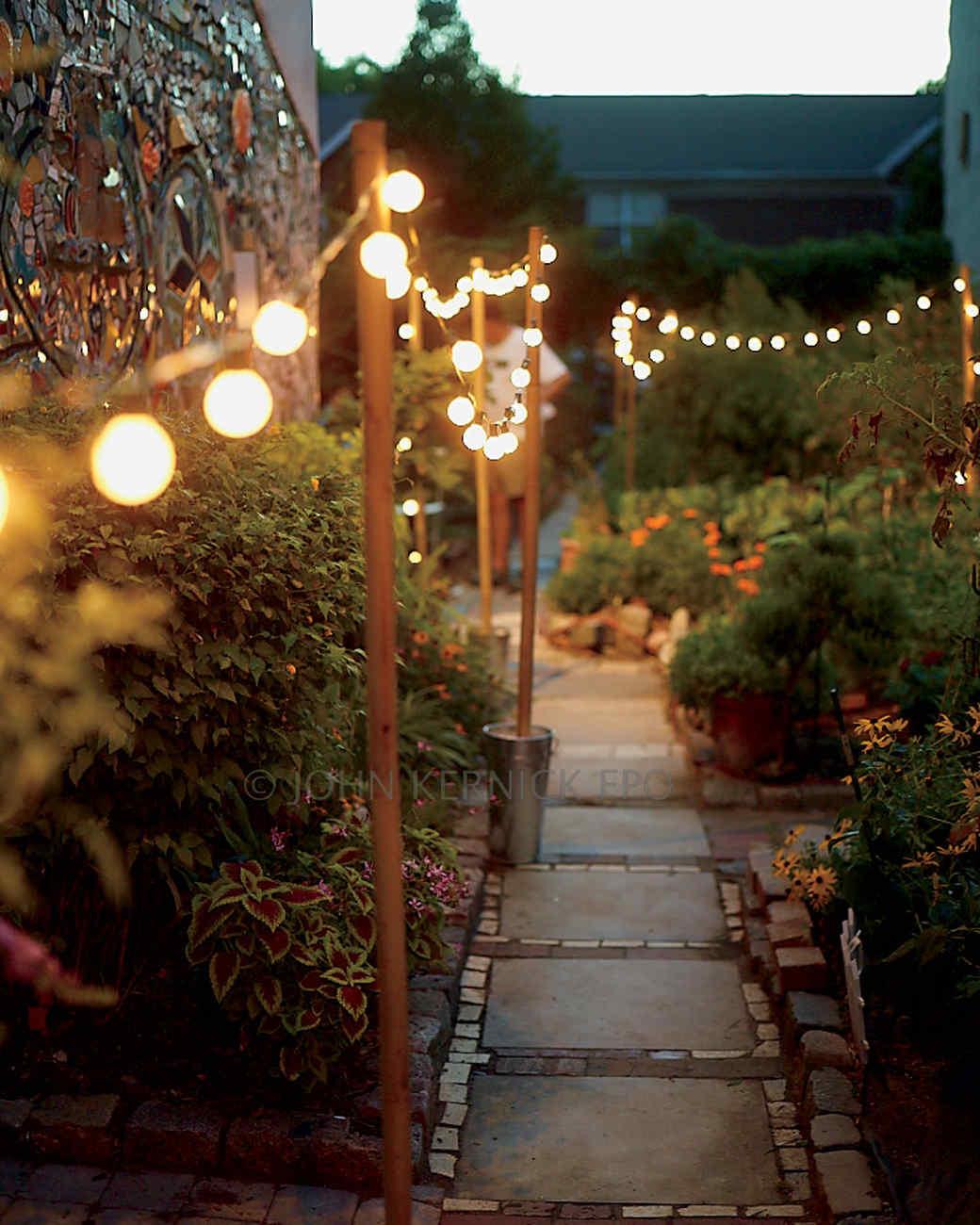 This Community Garden Potluck Party Will Inspire You | Martha Stewart